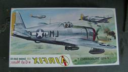 VINTAGE Airfix 1/72 P-47D Thunderbolt Plastic Aircraft Model