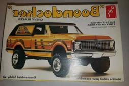 Vintage AMT Chevrolet Boondocker Chevy Blazer 70s Model Car