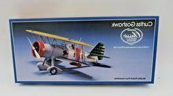 Vintage Lindberg Curtiss Goshawk 1:48 Scale Model Kit