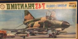 Vintage Fujimi Bachmann McDonnell Douglas F-4E PHANTOM II 1/