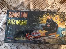 Vintage King Kong's Thronester Model Kit by Polar Lights