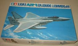 Vintage Tamiya McDonnell Douglas F-15A Eagle 1/48 Scale NEW