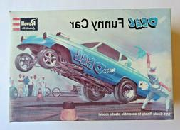 "Vintage Revell ""Miss Deal"" Studebaker Funny Car 1/25 Scale M"