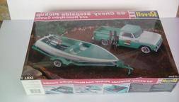 vintage revell model car truck kits 65 chevy