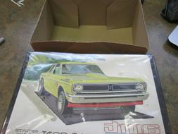 Vintage AMT Model Kit 1968 Ford Falcon ORIGINAL EMPTY BOX ON