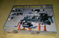 Revell Visible V8 Engine 1:4 Scale New and Unopened Model Ki