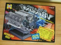 Haynes Visible Working V8 Engine Plastic Model Kit