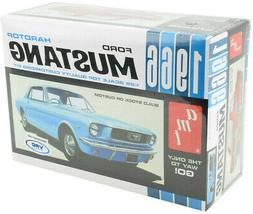 AMT / VRC Hobbies 1966 Ford Mustang Hardtop 1:25 Scale Plast