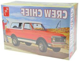 AMT / VRC Hobbies 1972 Chevy Blazer Crew Chief 1:25 Plastic