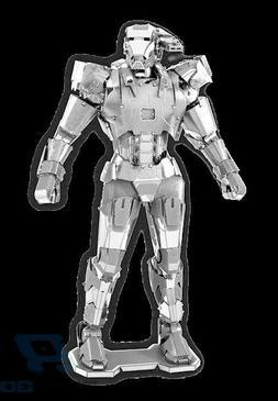 War Machine - Marvel Metal Earth 3D Metal Model Kit - Fascin