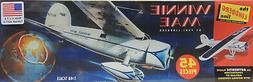Lindberg Winnie May Floatplane Aircraft - Plastic Model Airp