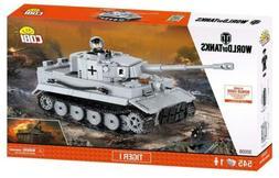 COBI World of Tanks Tiger 1 3000B 545 Pcs