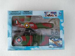 World War 2 Spitfire Model Kit New Ray