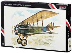 Special Hobby WWI Spad VII C1 Biplane Fighter with RFC and U