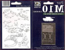 AFV Club WWII M10 Tank Destroyer Photo-Etched Parts Set for