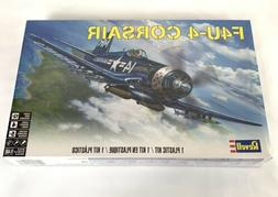 WWII US MARINES F4U-4 CORSAIR REVELL 1:48 SCALE PLASTIC MODE