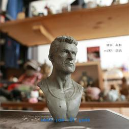 X-men Wolverine Bust Model Unpainted Model Kits 13cm Resin F