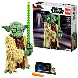 XMAS LEGO YODA Star Wars Collectors Block Building Kit Model