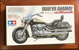 YAMAHA XV1600 Road Star Custom TAMIYA Scale 1/12 Plastic Mod