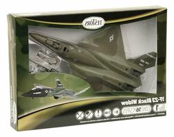 Testors YF-23 Black Widow Aircraft Model Kit 1:90 Scale