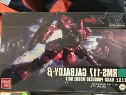 Bandai Hobby Zeta Gundam HGUC #212 Galbaldy Beta HG 1/144 Mo