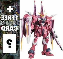 Bandai ZGMF-X09A Justice Gundam real grade 1/144 model kit +