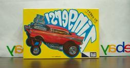 MPC ZINGERS! '57 Chevy 1957 Bel Air Drag - HOBBY TIME MODEL
