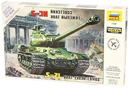 Zvezda Models ZV5011 IS-2 Soviet Heavy Tank